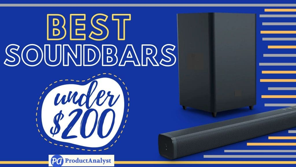what is the best Soundbar Under 200