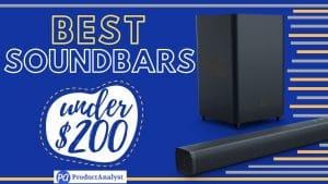 what is the best Soundbar Under 200