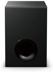 Sony HT-CT80 subwoofer