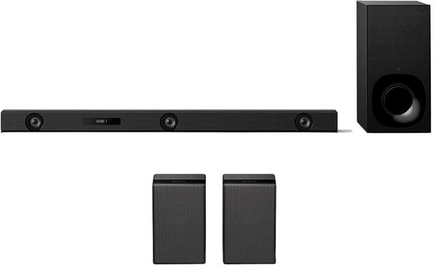 Sony Sound Bar with Rear Speakers HT-Z9F