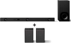 Sony Sound Bar with Rear Speakers HT-Z9F