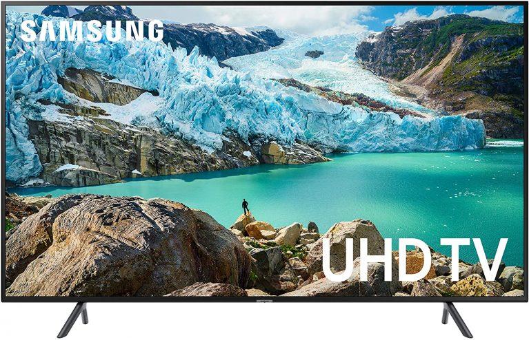 Samsung UN58RU7100FXZA Flat 58-Inch 4K