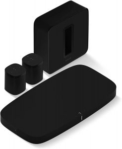 Sonos 5.1 Soundbar Surround Set