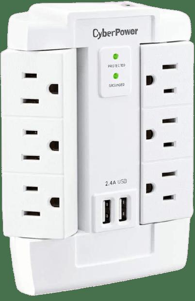 CyberPower CSP600WSURC2