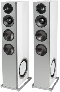 Definitive Technology D17 Demand Series Modern High-Performance 3-Way Tower Speaker