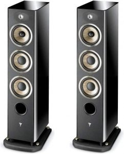 Focal Aria 926 3-Way Bass Reflex Floor Standing Speakers