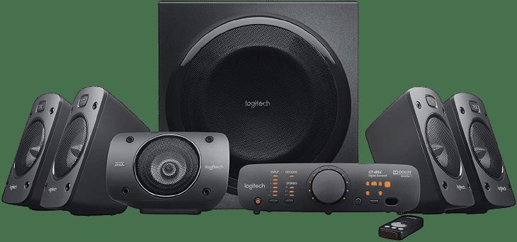 Logitech 5.1 Surround System