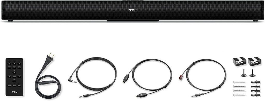 TCL Alto 5 accessories