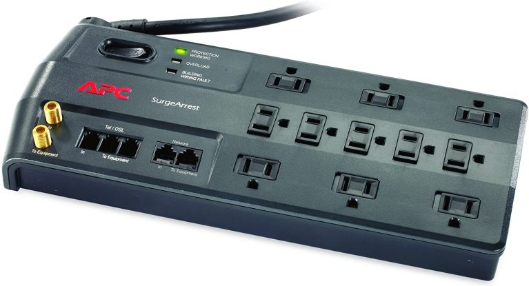 APC Surge Protector with Phone
