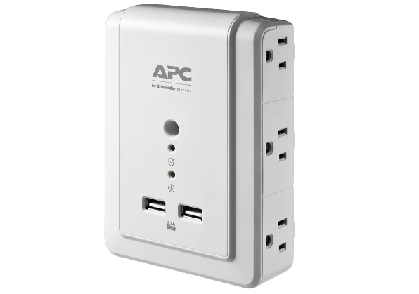 APC Wall Outlet Surge Protector