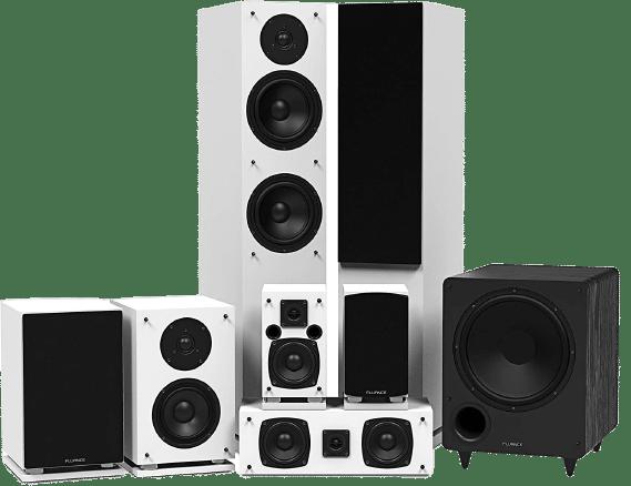 Fluance Elite Series Surround Sound Home Theater 7.1