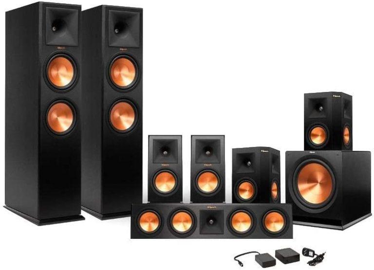 Klipsch 7.1 RP-260 Reference Premiere Surround Sound Speaker Package