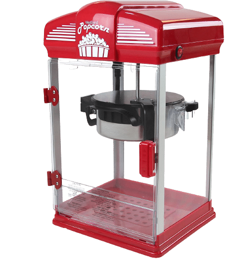 West Bend Hot Oil Theater Style Popcorn Popper Machine