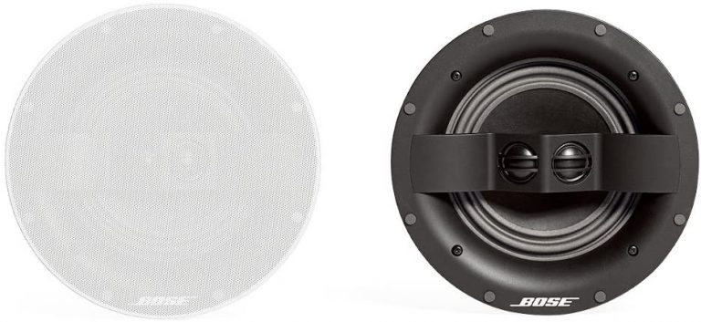 Bose Virtually Invisible 791 In-Ceiling Speaker II in White