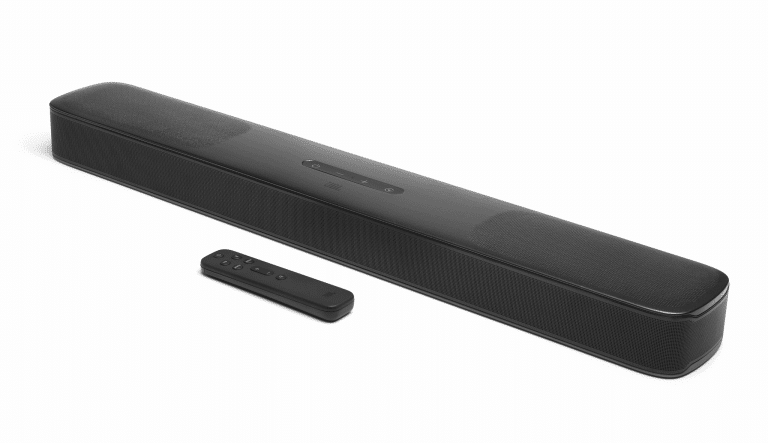 JBL Bar 5.0 with remote