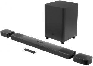 JBL 9.1 SoundBar and Speaker