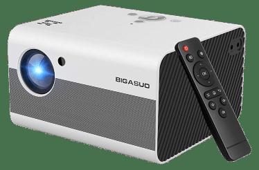 BIGASUO Mini Projector