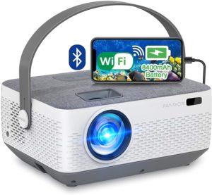 FANGOR Wi-Fi Projector