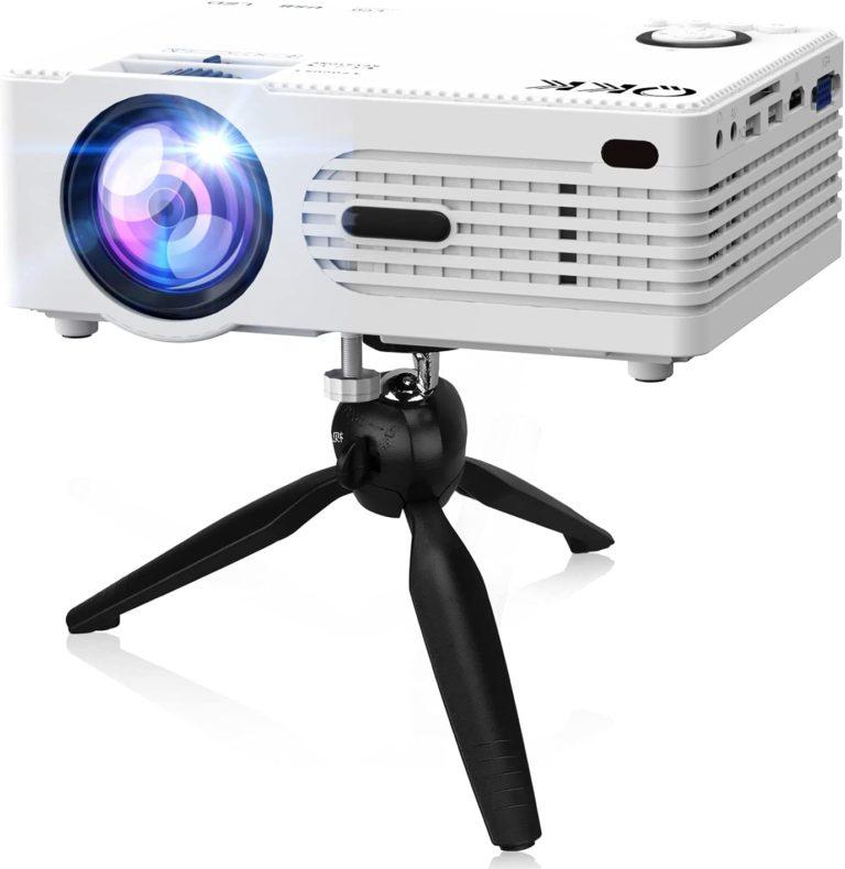 Q K K Mini Projector