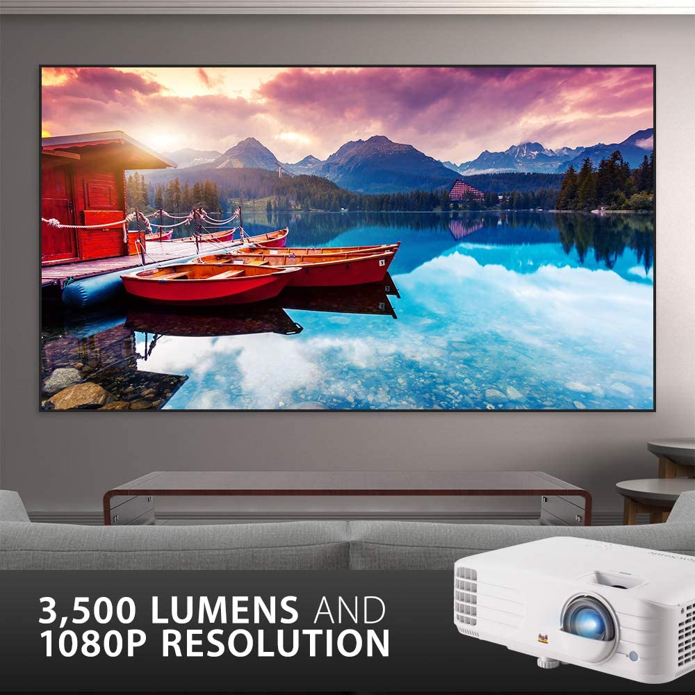 ViewSonic PX703HD 3500 lumens projection
