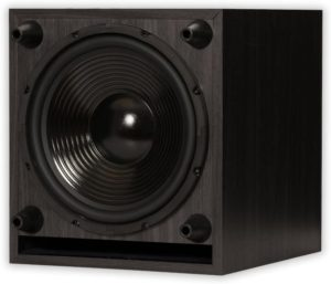 Acoustic Audio PSW-10 without grille cover