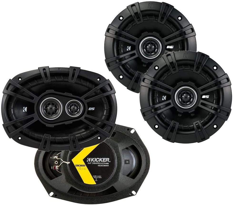 Kicker 43DSC69304 D Series