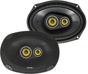 Kicker CS Series 6x9 Speakers