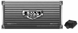 BOSS Audio AR2000M