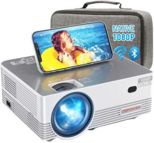 DBPOWER Bluetooth Projector