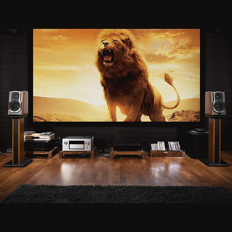 Edifier SS02 home theater setup
