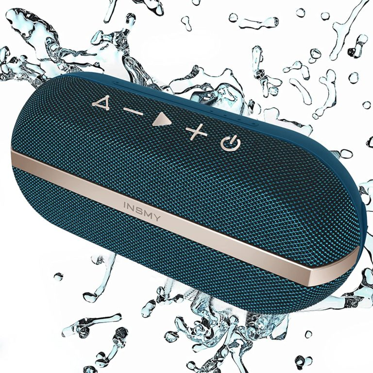 INSMY Portable Bluetooth Speakers