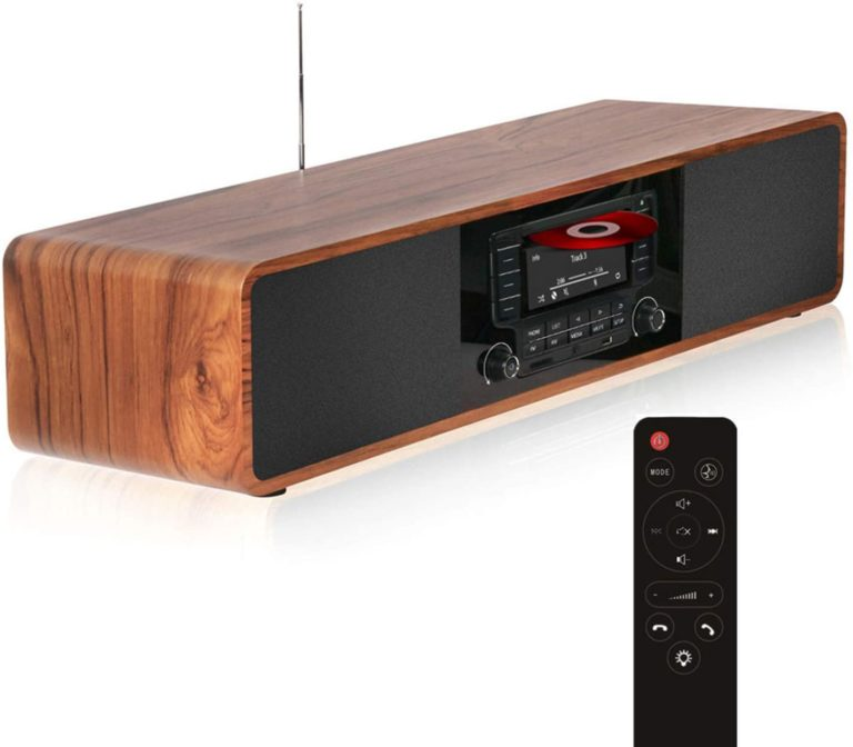 KEiiD Bluetooth Stereo System