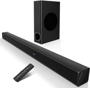 PHEANOO Sound Bar with Subwoofer