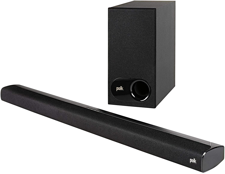Polk Audio Signa S2 Ultra-Slim TV Soundbar