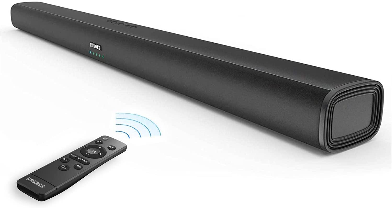 SAKOBS TV Speakers Bluetooth Soundbars