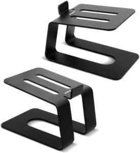 Stageek Aluminum Desktop Speaker Stands