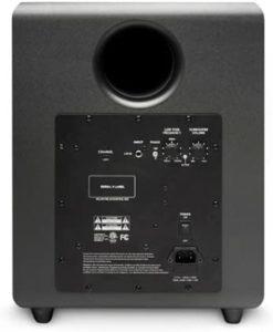 Velodyne WiConnect-10 back panel