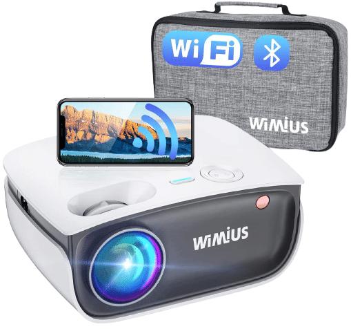 WiMiUS Bluetooth Projector