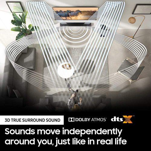 3D True Surround Sound
