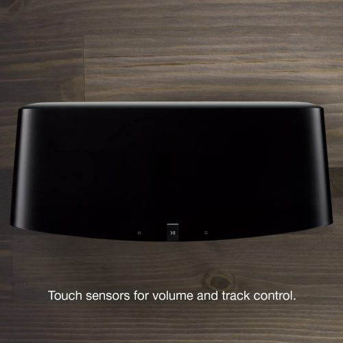 Sonos Play 5 touch sensors