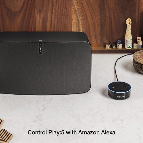 Sonos Play 5 with Amazon Alexa