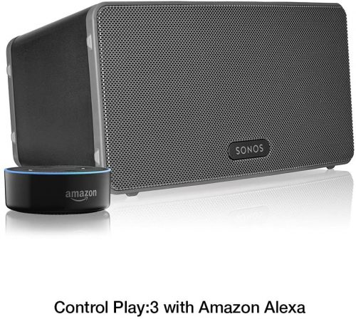 Sonos Play 3 with Amazon Alexa
