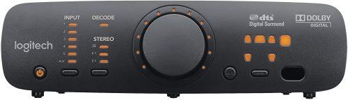Logitech Z906 5.1 Surround Sound Speaker System - THX, Dolby Digital and DTS Digital Certified in Black