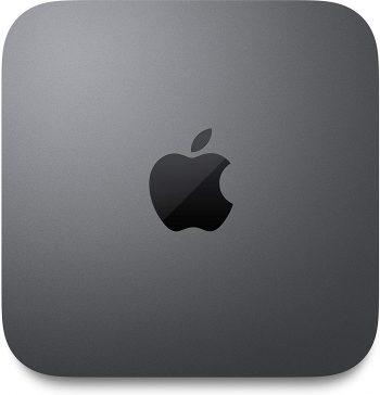 Apple Mac Mini from above