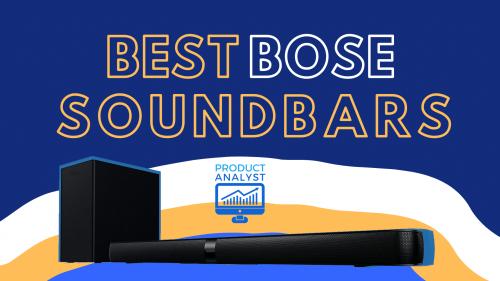 Best Bose Soundbars