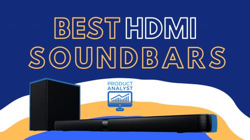 Best HDMI Soundbars