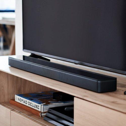 Bose Soundbar 700 in a tv