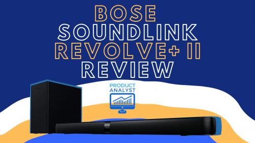 Bose SoundLink Revolve+ II review