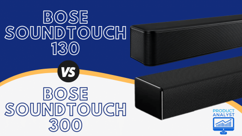 Bose Soundtouch 130 vs 300