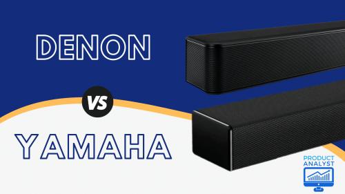 Denon VS Yamaha